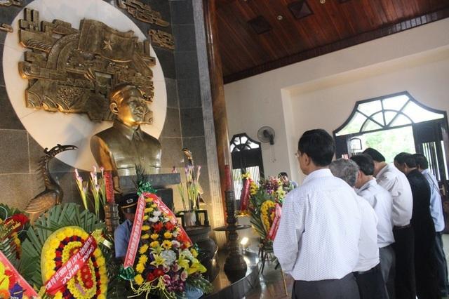 Quảng Trị lên phương án tôn tạo di tích Khu lưu niệm cố Tổng Bí thư Lê Duẩn - 1