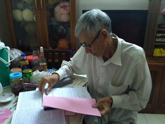 Cụ ông 75 tuổi đã chinh phục giảng đường cao học - 4