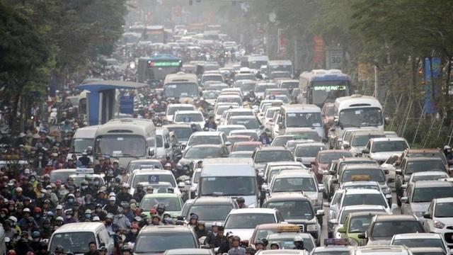 Tỷ lệ sở hữu ô tô của người Việt cuối bảng Đông Nam Á - 1