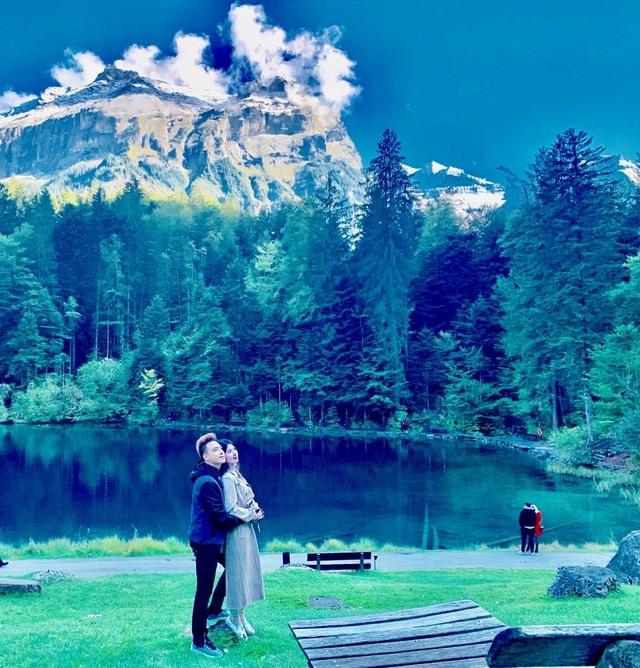 Chiêm ngưỡng thiên đường có thật tại Thụy Sỹ cùng vợ chồng Kha Ly – Thanh Duy - 1