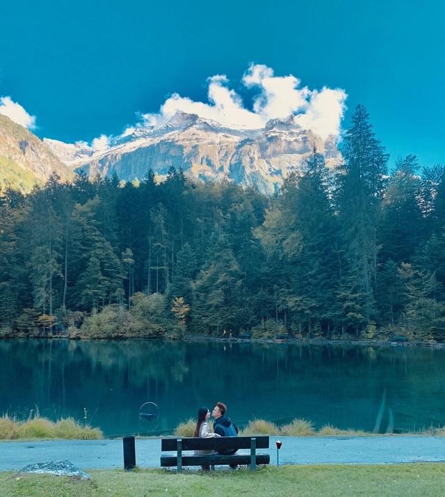 Chiêm ngưỡng thiên đường có thật tại Thụy Sỹ cùng vợ chồng Kha Ly – Thanh Duy - 3