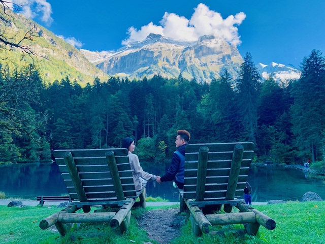 Chiêm ngưỡng thiên đường có thật tại Thụy Sỹ cùng vợ chồng Kha Ly – Thanh Duy - 2