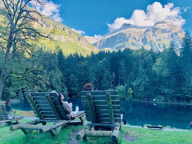 Chiêm ngưỡng thiên đường có thật tại Thụy Sỹ cùng vợ chồng Kha Ly – Thanh Duy - 4