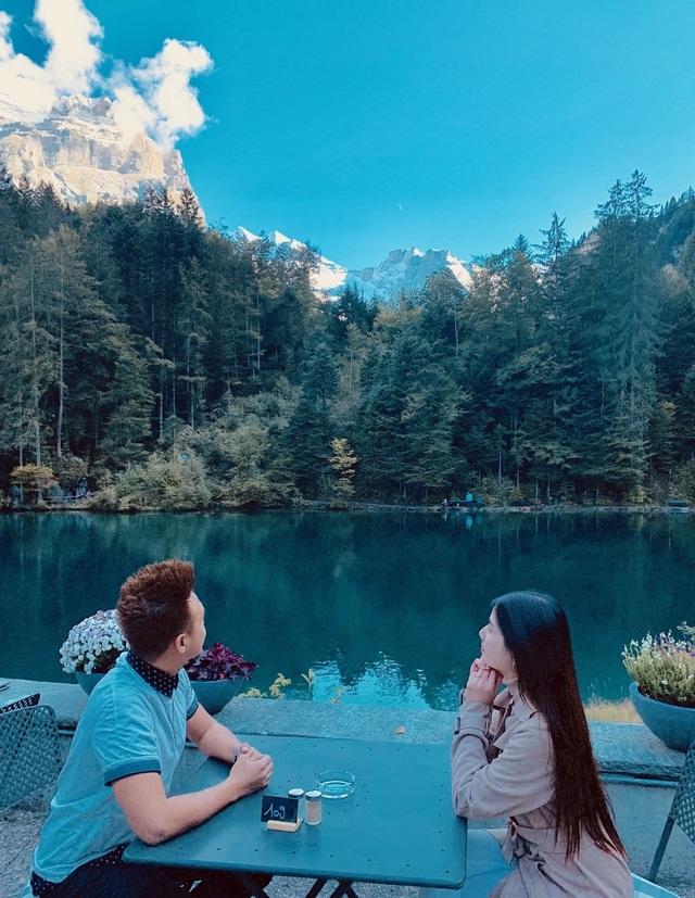 Chiêm ngưỡng thiên đường có thật tại Thụy Sỹ cùng vợ chồng Kha Ly – Thanh Duy - 6