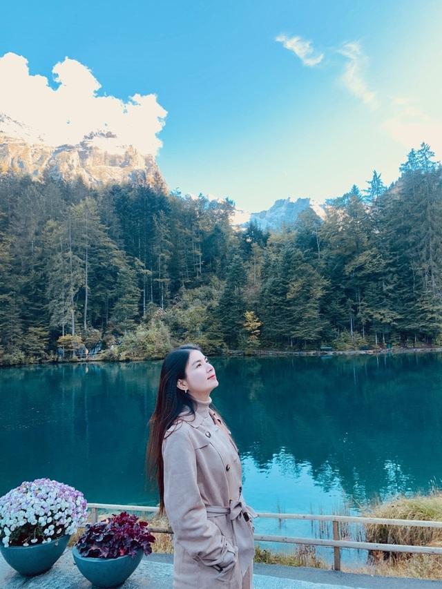 Chiêm ngưỡng thiên đường có thật tại Thụy Sỹ cùng vợ chồng Kha Ly – Thanh Duy - 9