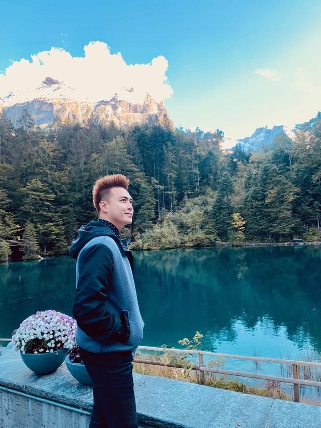 Chiêm ngưỡng thiên đường có thật tại Thụy Sỹ cùng vợ chồng Kha Ly – Thanh Duy - 8