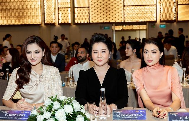 Thanh Hằng, Hoàng Thùy nổi bật hơn top 60 thí sinh Hoa hậu Hoàn vũ - 8