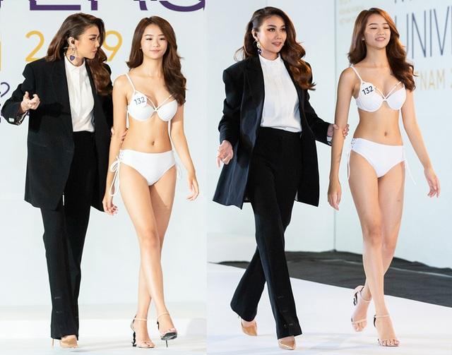 """Thúy Vân bị giám khảo Hương Giang """"chỉnh"""" vì đi thi nhưng xuất hiện như người nổi tiếng - 3"""