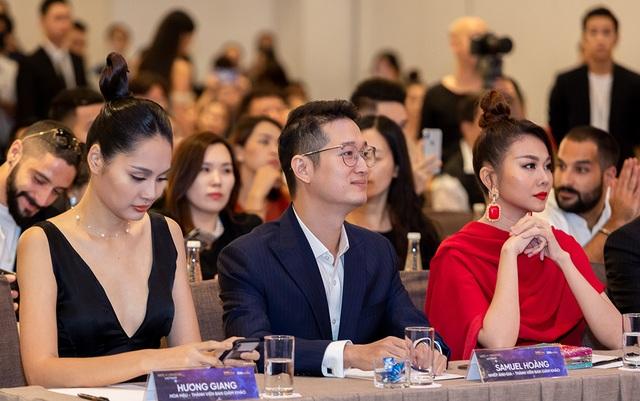 Thanh Hằng, Hoàng Thùy nổi bật hơn top 60 thí sinh Hoa hậu Hoàn vũ - 7