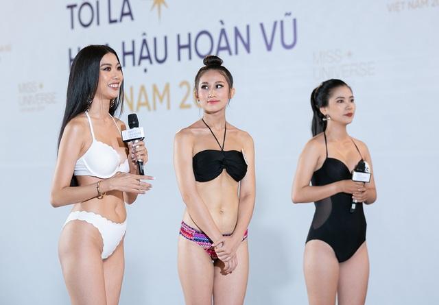 """Thúy Vân bị giám khảo Hương Giang """"chỉnh"""" vì đi thi nhưng xuất hiện như người nổi tiếng - 6"""