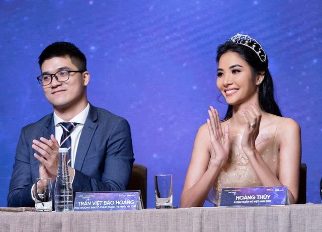 Thanh Hằng, Hoàng Thùy nổi bật hơn top 60 thí sinh Hoa hậu Hoàn vũ - 4