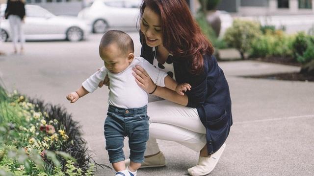 Ca sĩ Kỳ Phương Uyên tiết lộ về cuộc sống làm mẹ đơn thân - 5