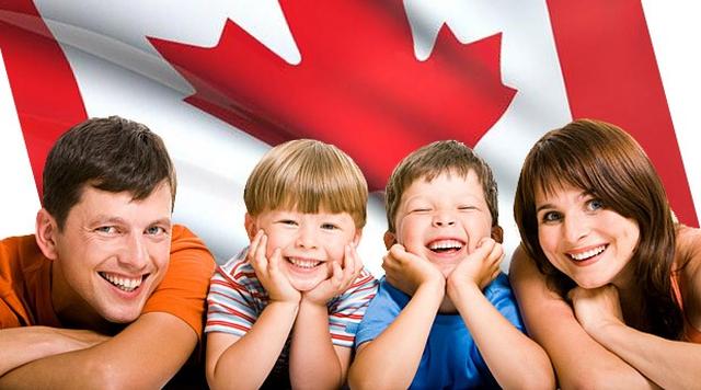 Một người du học - Cả gia đình nhận Visa Canada - 2