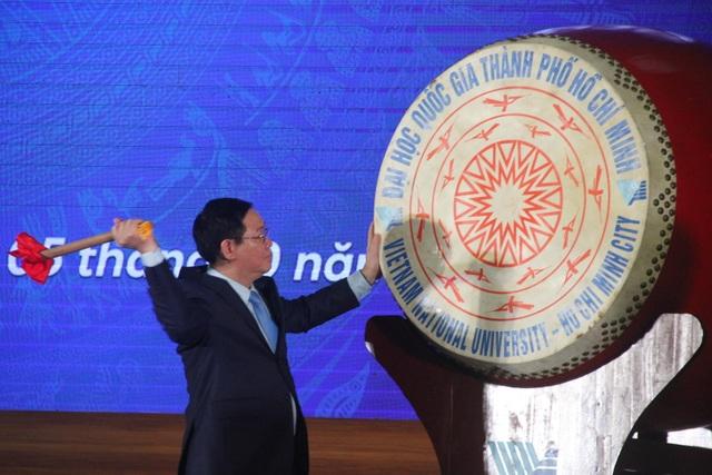 Phó Thủ tướng Vương Đình Huệ: Chinh phục đại học không phải để thấy mình cao mà là để nhìn xa, rộng hơn - 3