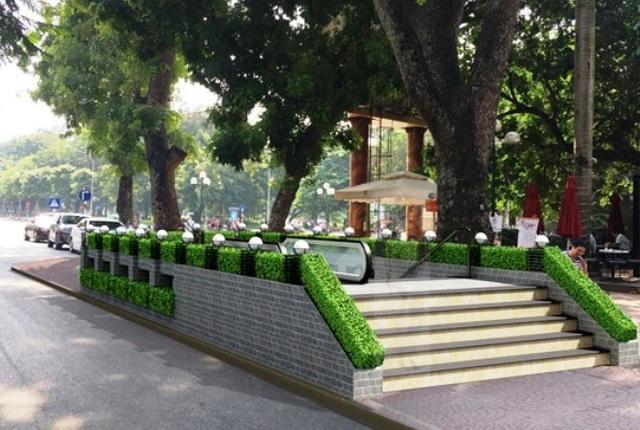 Bộ Văn hoá cảnh báo việc xây dựng Ga tàu điện ngầm gần Hồ Gươm vi phạm Luật Di sản - 2