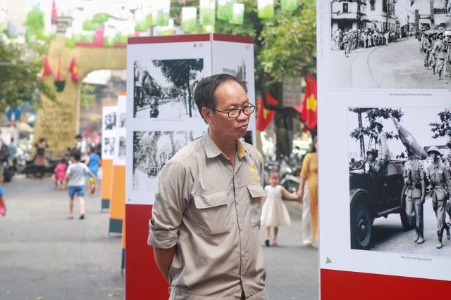 """Phố Phùng Hưng tái hiện """"Ký ức Hà Nội"""" trong những năm tháng lịch sử - 8"""