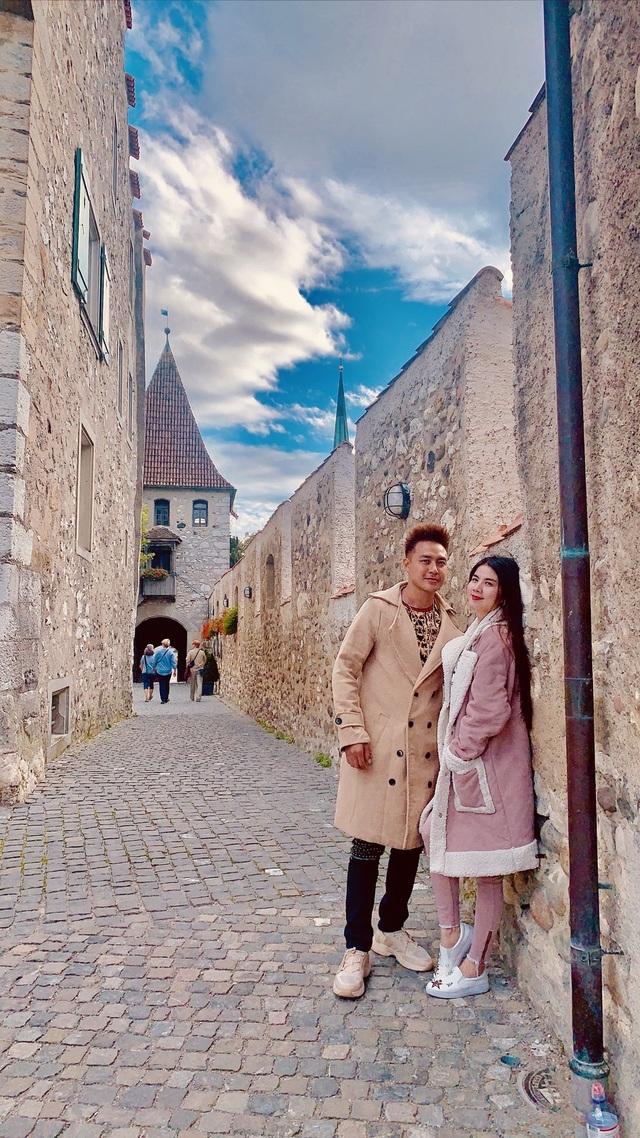 Chiêm ngưỡng thiên đường có thật tại Thụy Sỹ cùng vợ chồng Kha Ly – Thanh Duy - 11