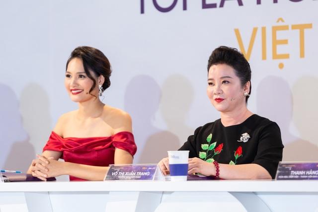 """Thúy Vân bị giám khảo Hương Giang """"chỉnh"""" vì đi thi nhưng xuất hiện như người nổi tiếng - 5"""