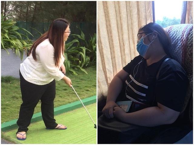 Từ 107kg, cô gái giảm tới 40kg để trở nên xinh đẹp - 2