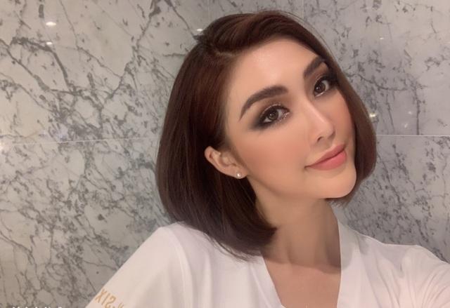 Tường Linh phản ứng khi bị chỉ trích lấy chuyện tình cảm PR tại Miss Universe Vietnam - 1