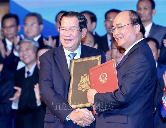 Trình Quốc hội phê chuẩn hai văn kiện về biên giới Việt Nam - Campuchia - 1
