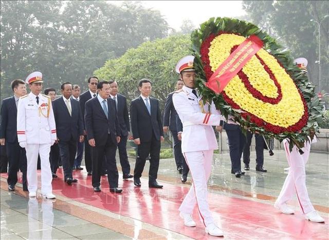 Tuyên bố chung giữa Cộng hòa xã hội chủ nghĩa Việt Nam và Vương quốc Campuchia - 2