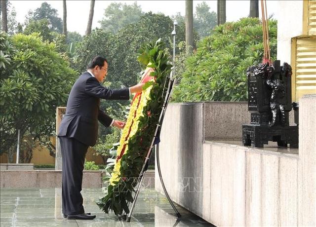 Tuyên bố chung giữa Cộng hòa xã hội chủ nghĩa Việt Nam và Vương quốc Campuchia - 1