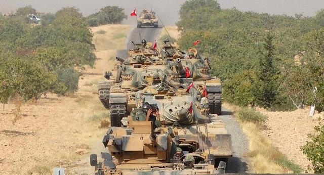 Thổ Nhĩ Kỳ tăng cường quân sự tại biên giới: Chuẩn bị tấn công Syria? - 1