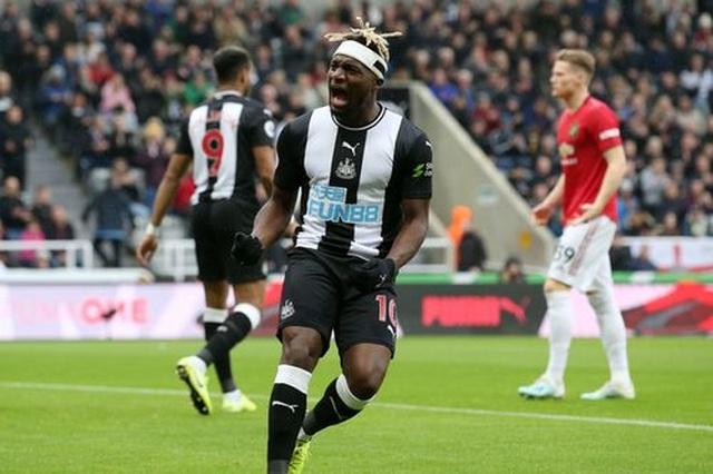 Newcastle 1-0 Man Utd: Quỷ đỏ nối dài sự thất vọng - 7