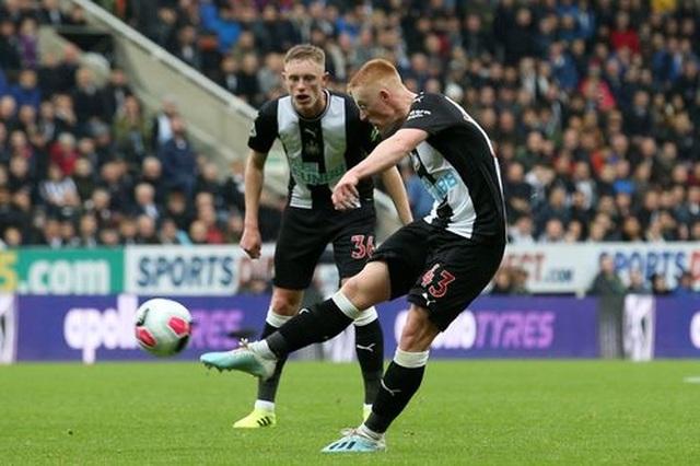 Newcastle 1-0 Man Utd: Quỷ đỏ nối dài sự thất vọng - 8