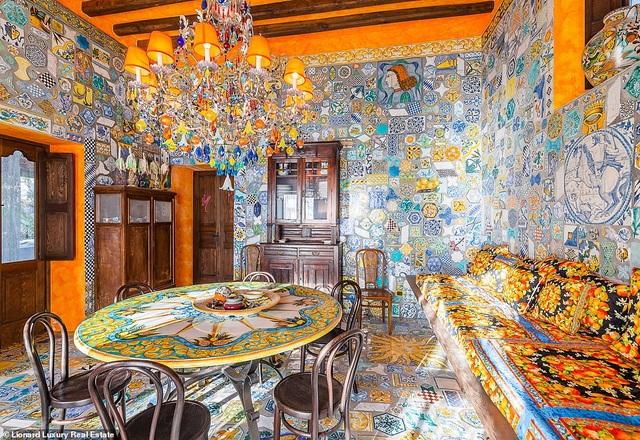 Cặp đôi Dolce  Gabbana rao bán biệt thự tuyệt đẹp với giá 170 tỷ đồng - 4