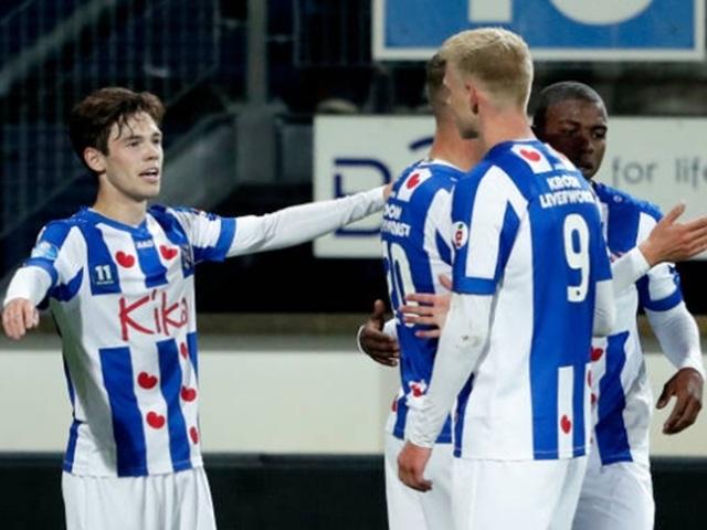 Heerenveen thắng trận thứ hai liên tiếp trong ngày Văn Hậu dự bị - 2