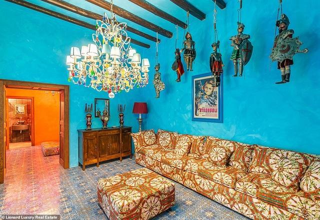 Cặp đôi Dolce  Gabbana rao bán biệt thự tuyệt đẹp với giá 170 tỷ đồng - 13
