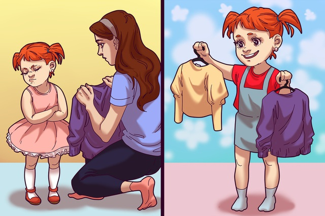 Thói ăn vạ khiến cha mẹ bực mình nhưng lại là bình thường ở trẻ nhỏ - 1