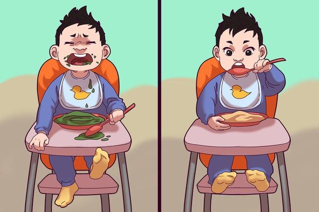 Thói ăn vạ khiến cha mẹ bực mình nhưng lại là bình thường ở trẻ nhỏ - 5