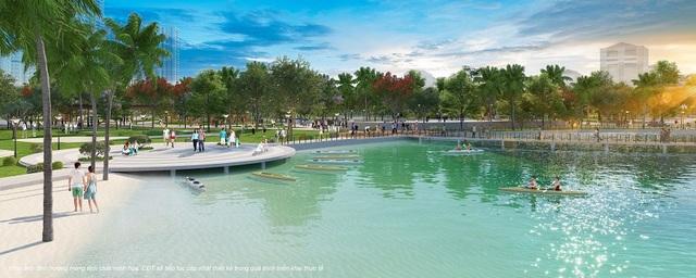 """""""Chạy ngay đi"""" đến gặp Sơn Tùng MTP tại vườn Nhật Vinhomes Smart City - 9"""