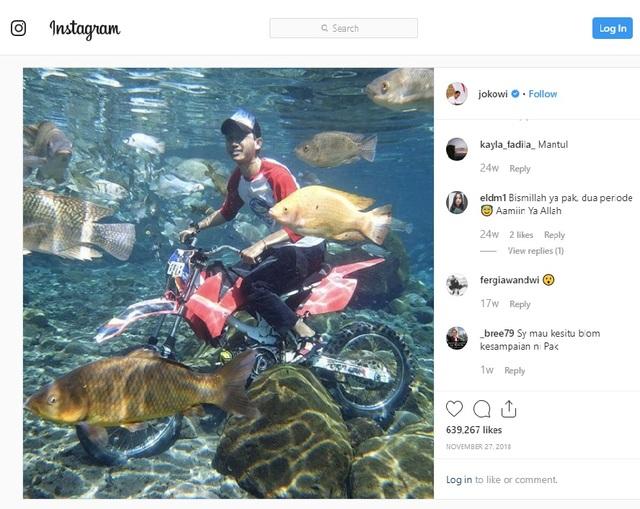 Ảnh chụp dưới nước độc đáo khiến khách nườm nượp kéo đến lặn ao làng ở Indonesia - 2