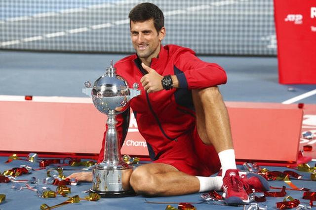 Djokovic lần đầu tiên vô địch  Japan Open - 2