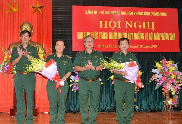 Bộ đội biên phòng tỉnh Quảng Bình có tân Chỉ huy trưởng