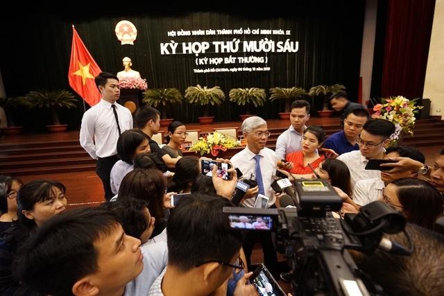 TPHCM thông qua chủ trương xây dựng chính sách bồi thường cho dân Thủ Thiêm - 2