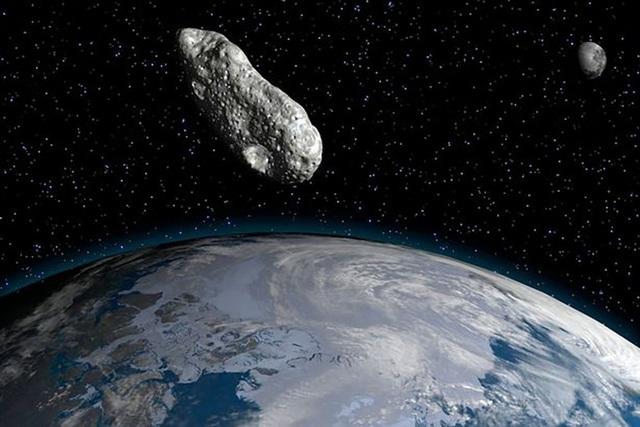 Người ngoài hành tinh đang theo dõi chúng ta từ các tiểu hành tinh? - 1