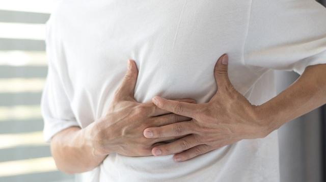 Đàn ông bị ung thư vú có tỷ lệ sống thấp hơn phụ nữ - 1