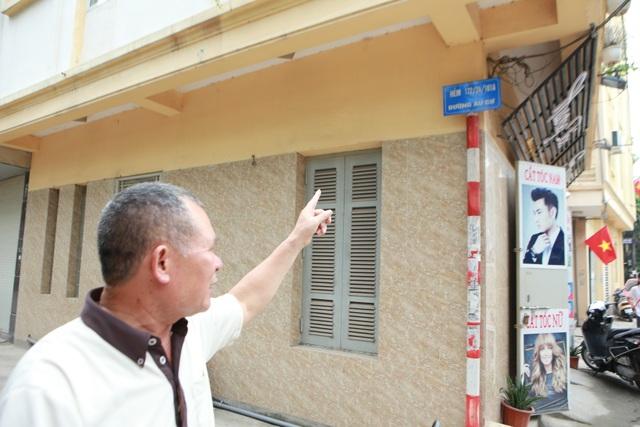 """Kỳ lạ những ngôi nhà có """"2 địa chỉ"""" tồn tại hàng chục năm ở Hà Nội - 2"""