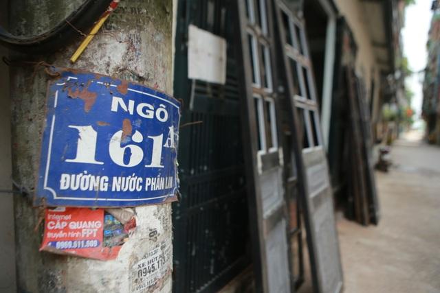"""Kỳ lạ những ngôi nhà có """"2 địa chỉ"""" tồn tại hàng chục năm ở Hà Nội - 4"""