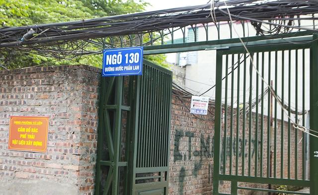 """Kỳ lạ những ngôi nhà có """"2 địa chỉ"""" tồn tại hàng chục năm ở Hà Nội - 8"""