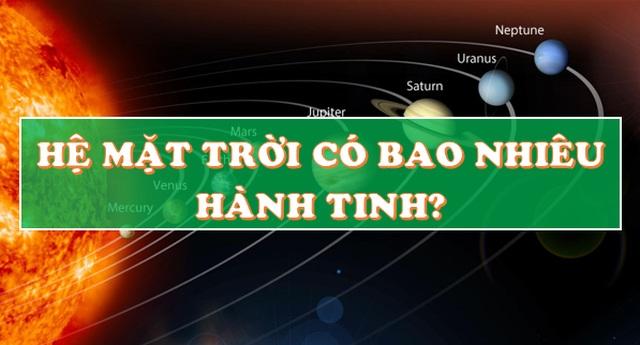 Bạn có thực sự biết thế nào là một hành tinh và có bao nhiêu hành tinh trong hệ Mặt Trời? - 3