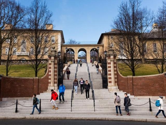 Sinh viên 15 trường đại học hàng đầu của nước Mỹ có mức lương bao nhiêu? - 11