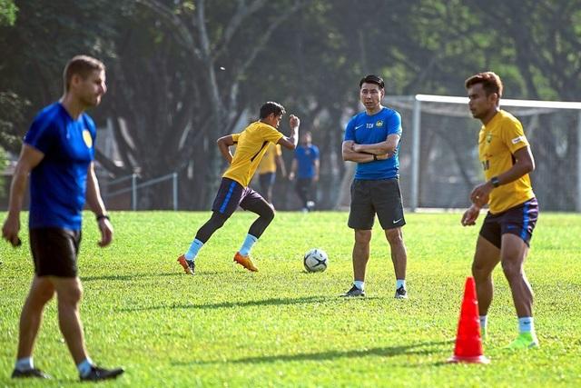 Thắng đậm Sri Lanka, HLV Malaysia thách thức đội tuyển Việt Nam - 2