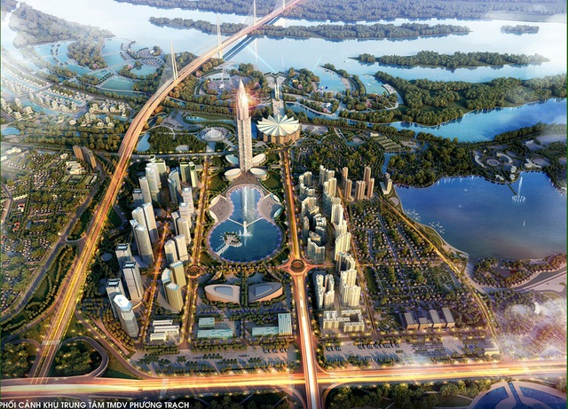 Động thổ thành phố thông minh 4,2 tỷ USD, bà Nga BRG: Cam kết với Thủ tướng không làm sai một lời nào luôn - 3