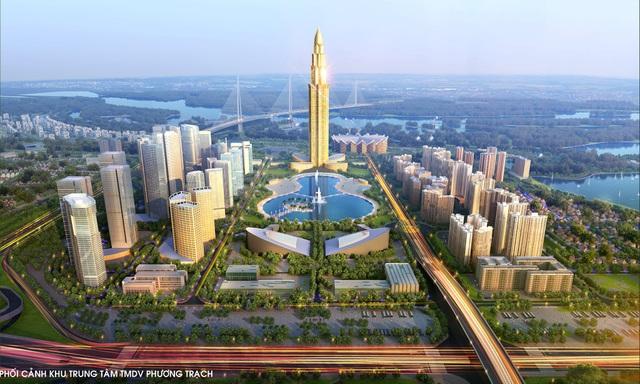 Động thổ thành phố thông minh 4,2 tỷ USD, bà Nga BRG: Cam kết với Thủ tướng không làm sai một lời nào luôn - 2